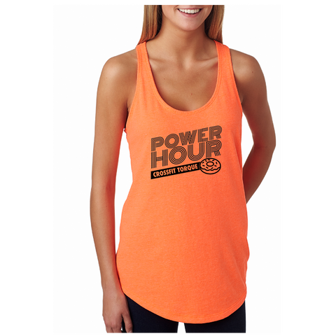 CFT Power Hour Ladies Tank Tops