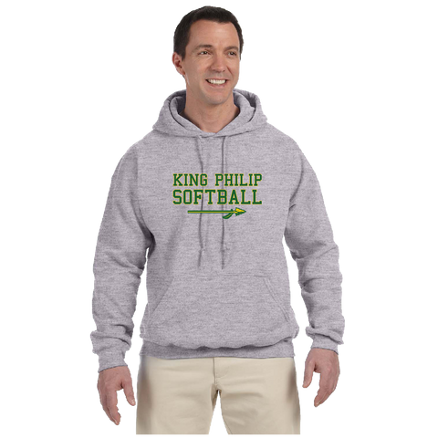 KP Softball Fleece Hoodie