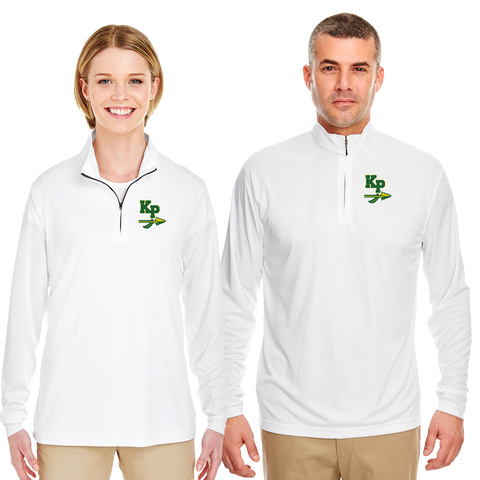 King Philip Polyester Quarter Zip