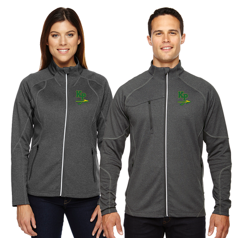 King Philip Performance Full Zip Fleece