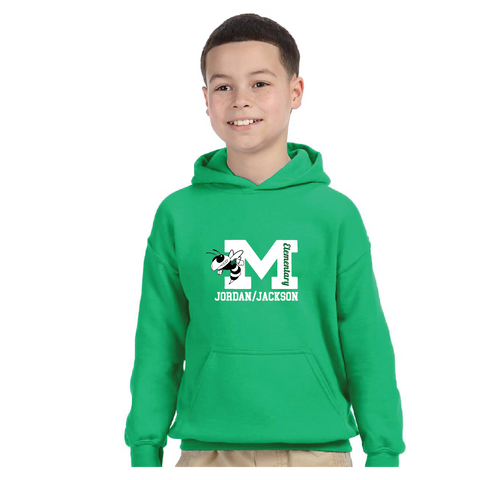 MESA Jordan Jackson Hoodie *Adult & Youth Sizes Available*