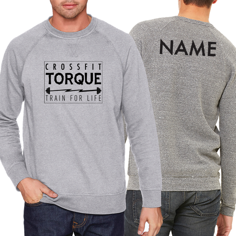 CFT Unisex French Terry Crew Sweater