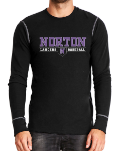 Norton Baseball/Softball Thermal Long Sleeve