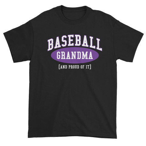 FAN GEAR Norton Baseball Grandma/Grandpa