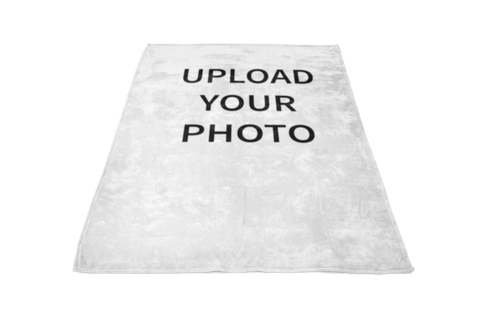 OSIT Upload Your Photo Blanket