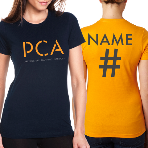 PCA Ladies T-Shirt