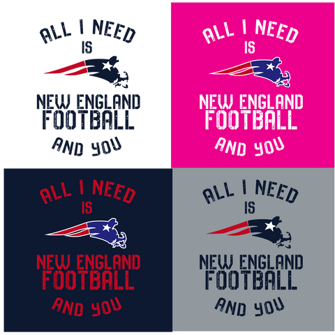 All I Need is My Pats $34.99
