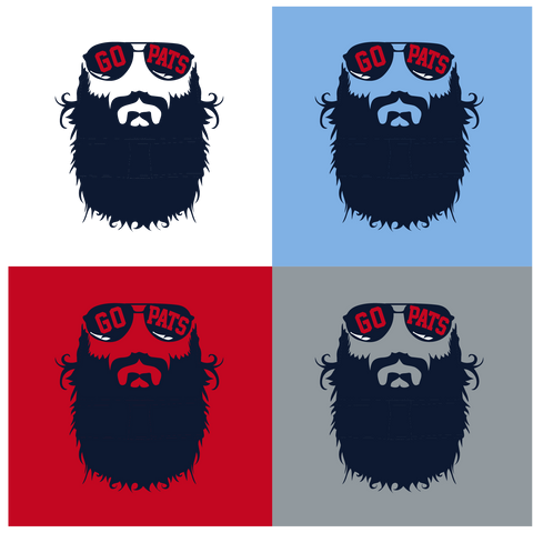 Bearded Pats $24.99