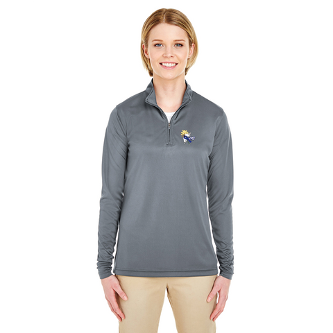 SMB Foundation Polyester Active Quarter Zip