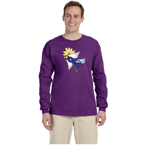 SMB Foundation Unisex Long Sleeve T-Shirt - Full Front Logo
