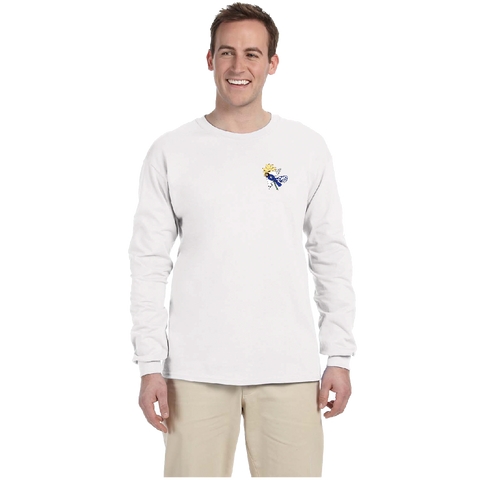 SMB Foundation Unisex Long Sleeve T-Shirt - Left Chest Logo