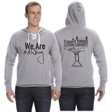 #AliStrong Light Weight Hockey Hoodie