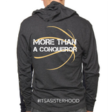 United Conquerors Tri-Blend Long Sleeve Hoodie