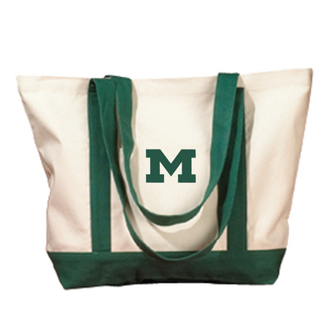 MESA Canvas Tote Bag