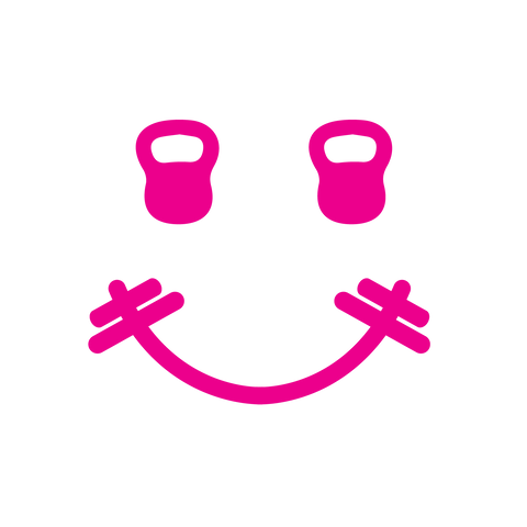 Barbell Smile