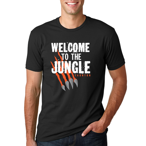 Taunton Welcome to the Jungle T-Shirt