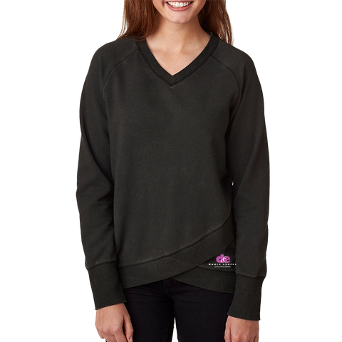 Dance Express Criss Cross Sweatshirt