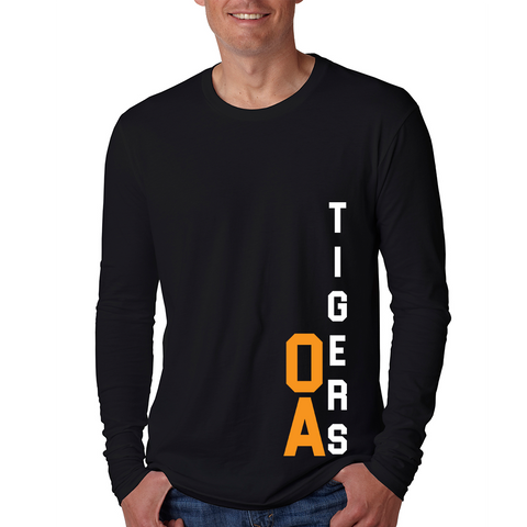 Oliver Ames Tigers OA Long Sleeve T-Shirt