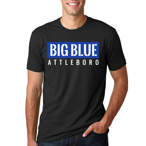 Attleboro Big Blue T-Shirt