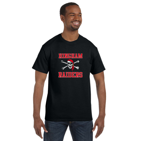 Hingham Youth Football Unisex Short Sleeve T-Shirt *ADULT & YOTH SIZES*