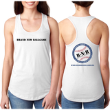 BNB Front & Back Ladies Tank Top