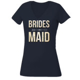 Brides Maid Sparkle Gold
