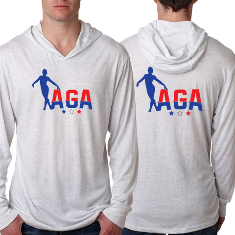 AGA Gymnastics Light Weight Hoodie