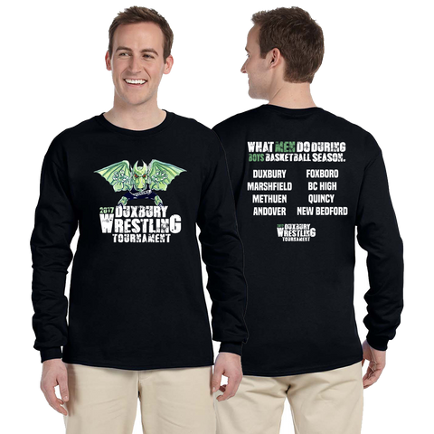 High School Tournament Long Sleeve T-shirt