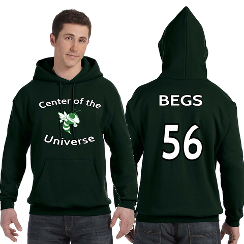 Center of the Universe Hoodie Sweatshirt
