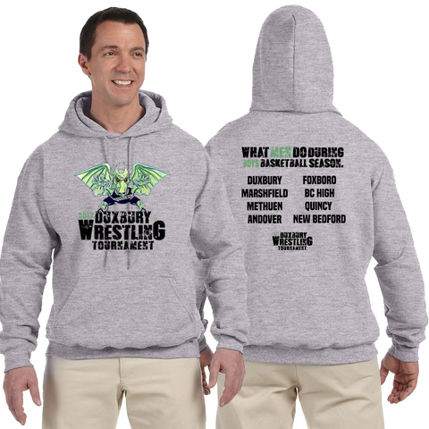 High School Tournament Hoodie