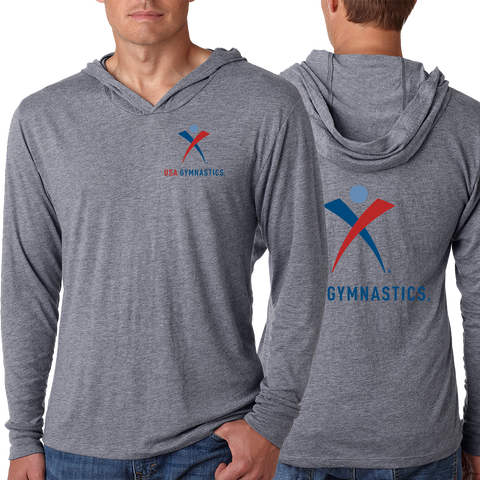 USA Gymnastics Light Weight Hoodie