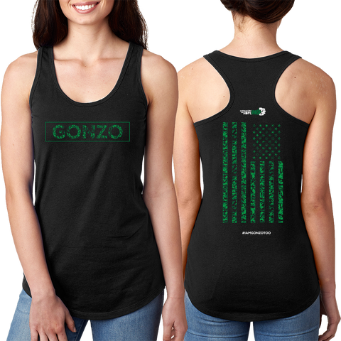 Gonzo Ladies Tank Top