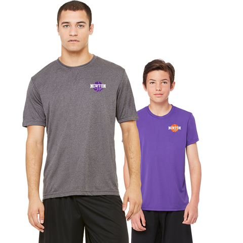 Norton Youth Basketball Performance T-Shirt *ADULT & YOUTH SIZES*