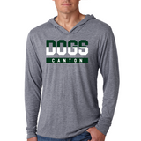 Canton Dogs Light Weight Hoodie