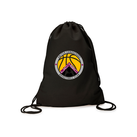 United Conquerors Drawstring Pack
