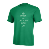 Drink and Get Your Irish On