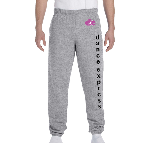 Dance Express Elastic Bottom Sweatpants