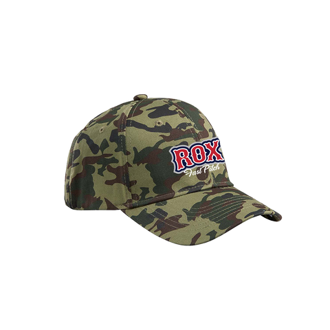 The Rox Camo Hat