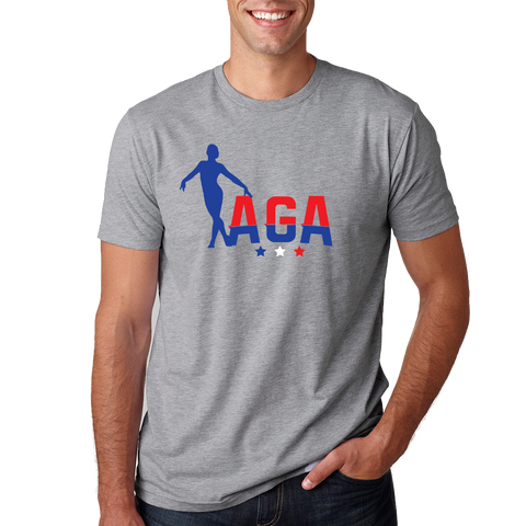 AGA Gymnastics T-Shirt *ADULT & YOUTH SIZES*
