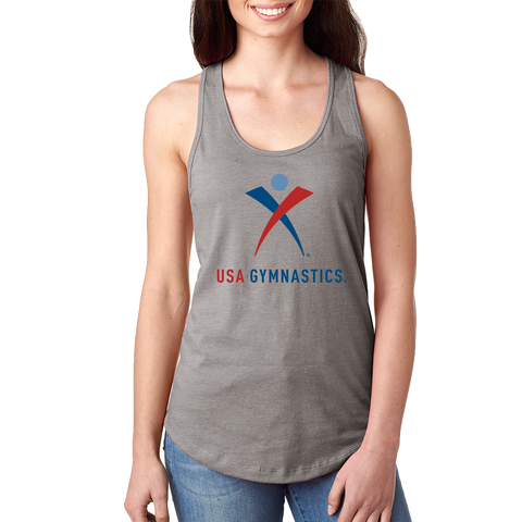 USA Gymnastics Tank Top