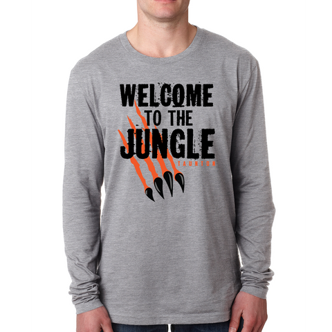 Taunton Welcome to the Jungle Long Sleeve T-Shirt