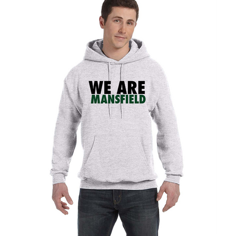Mansfield We Are Hoodie