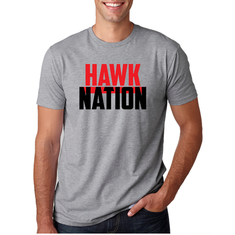 Milford Hawk Nation T-Shirt