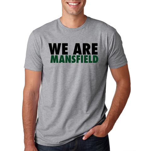 Mansfield We Are T-Shirt