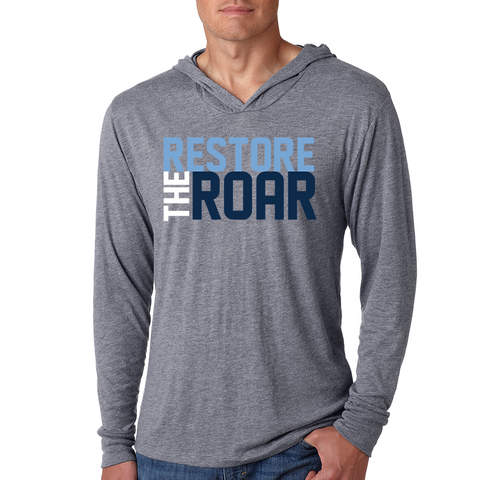 Franklin Restore the Roar Light Weight Hoodie