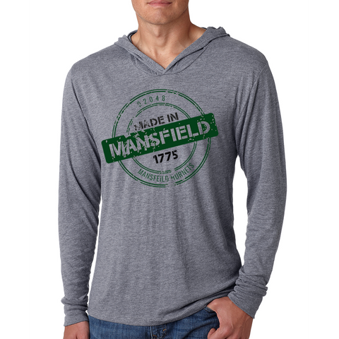 Mansfield Made in Mansfield Light Weight Hoodie