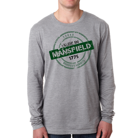 Mansfield Made in Mansfield Long Sleeve T-Shirt