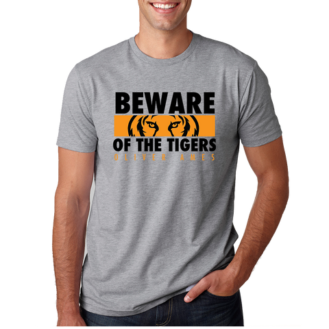 Oliver Ames Beware of the Tigers T-Shirt