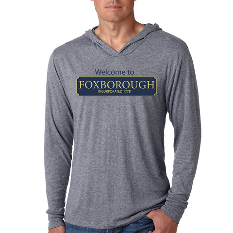 Foxboro Welcome Light Weight Hoodie
