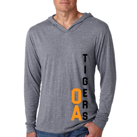 Oliver Ames Tigers OA Light Weight Hoodie